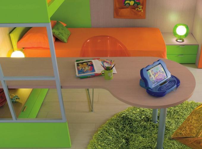 Подбирая дизайн интерьера к детской, необходимо учитывать характер малыша