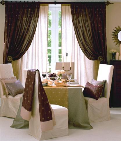 Умение использовать текстиль в доме поможет  сделать его уютным