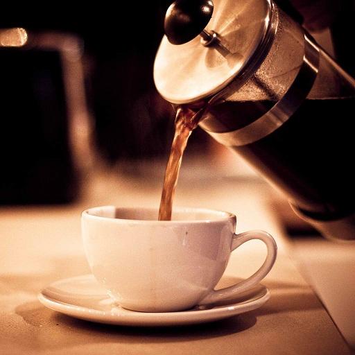 Как делать френч кофе