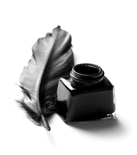 Существует множество разновидностей чернил