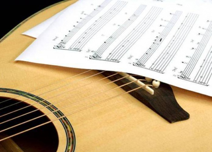 Learn to read chords easy