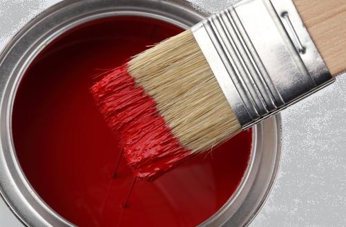 Обои под покраску можно красить много раз