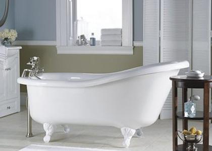 Ремонт ванны предпочтительнее ее полной замены