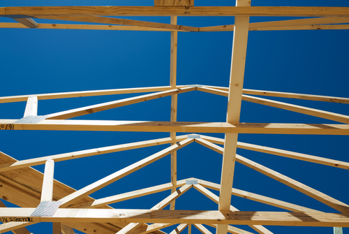 Строительство крыши – заключительный этап создания конструкции дома