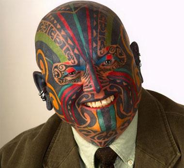 Такую татуировку придется выводить дюже и дюже длинно.