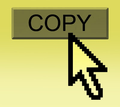 How to copy a website page