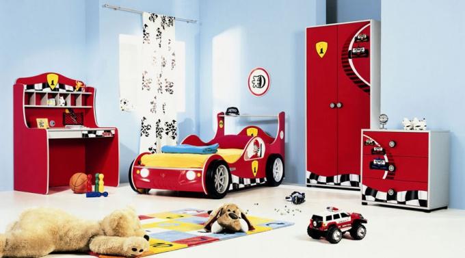 Комната для ребенка — особенное место