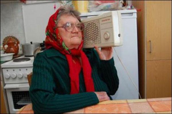 Радиоточка - информационный друг наших бабушек