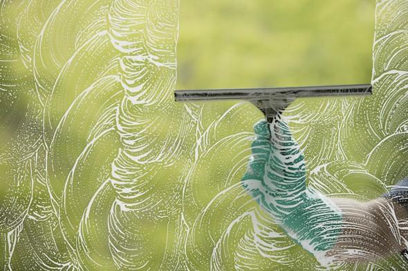 Как очистить стекло