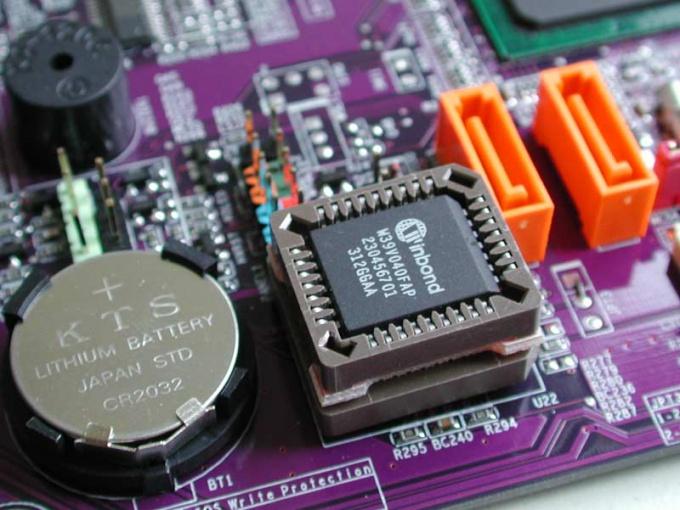 Как загрузить BIOS?