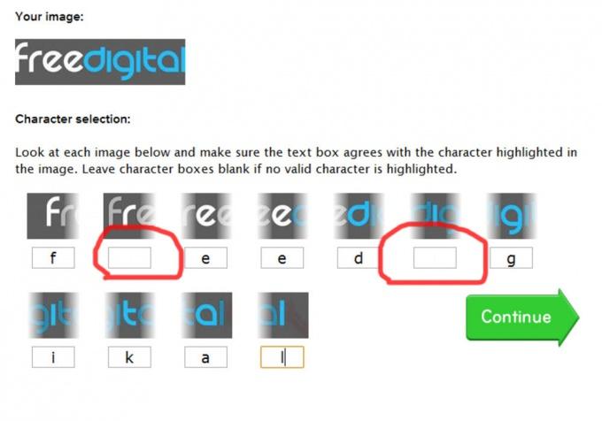 Как определить шрифт