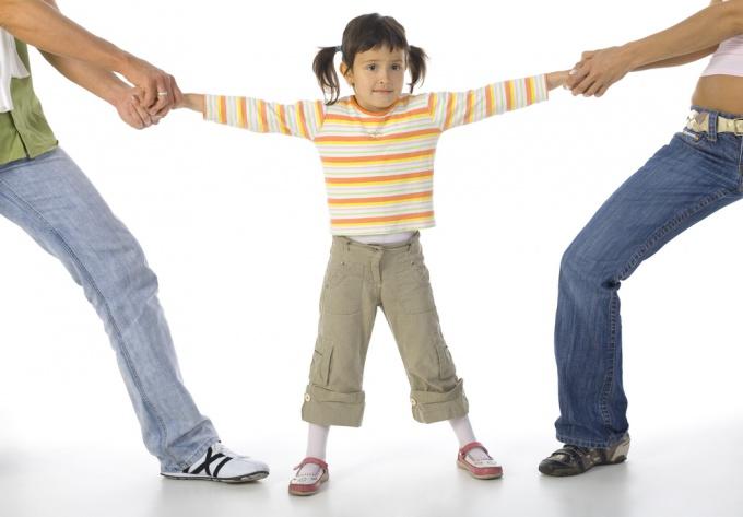 Как развестись с супругом, если есть ребенок