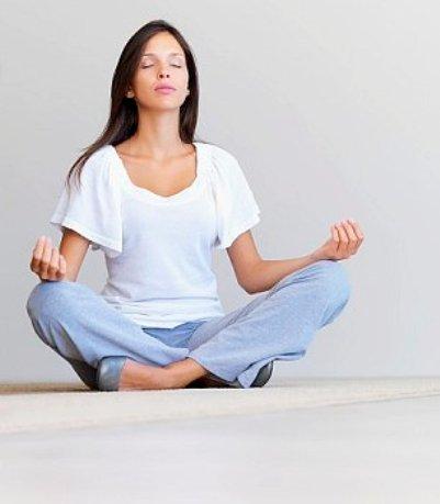 релаксация - один из способов снятия тика