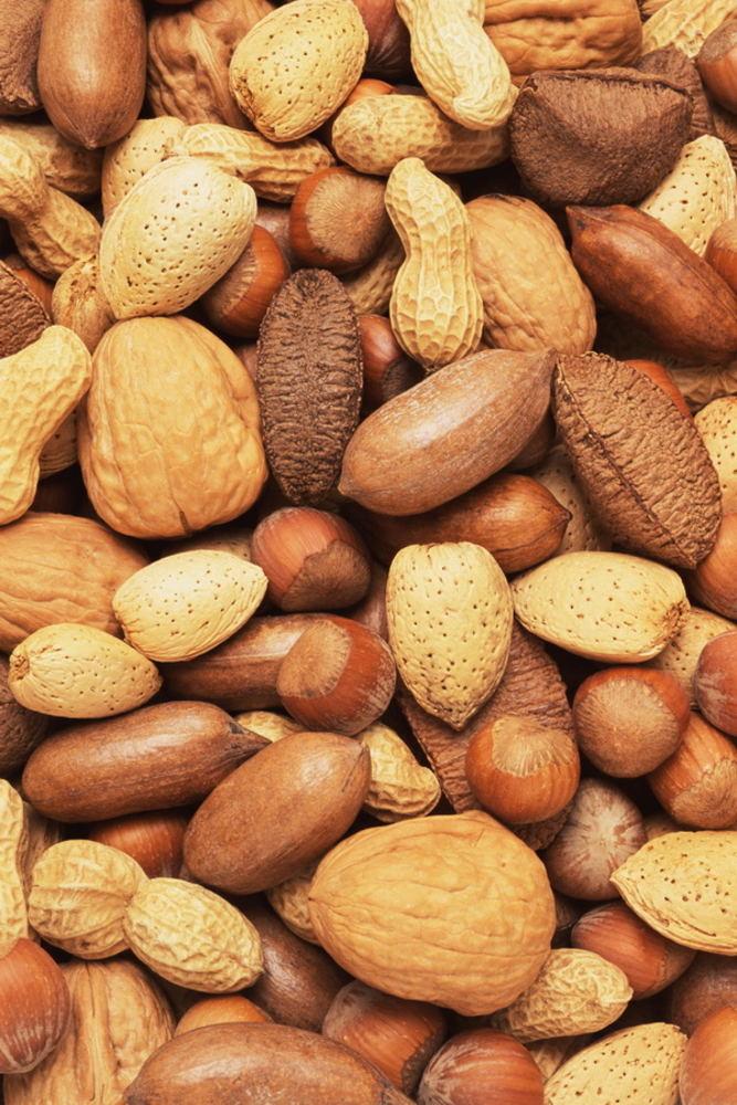 Орехи будут кстати