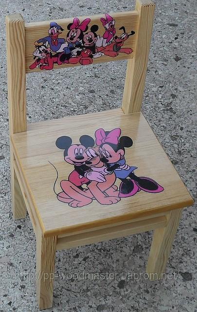 Реставрация детского стула своими руками
