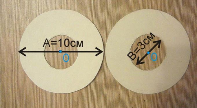Как сделать из <b>ниток</b> помпон