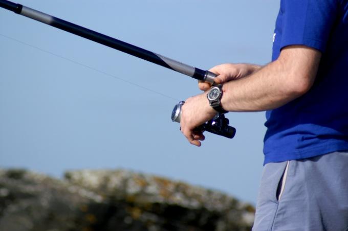 """Опытные рыбаки относятся к выбору """"рабочего инструмента"""" весьма щепетильно"""