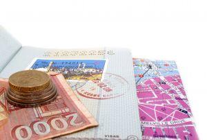 Для открытия визы вам придется подтвердить свою платежеспособность