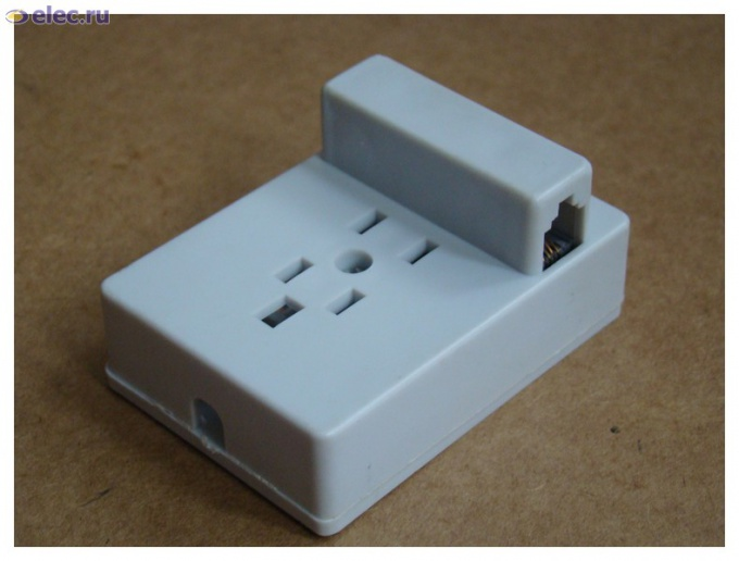 parallelnyy phone is very convenient, because it allows each room or area to install your device