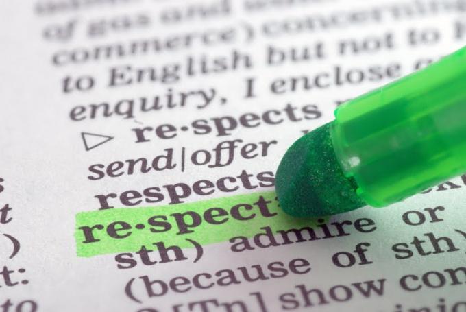 Как завоевать уважение