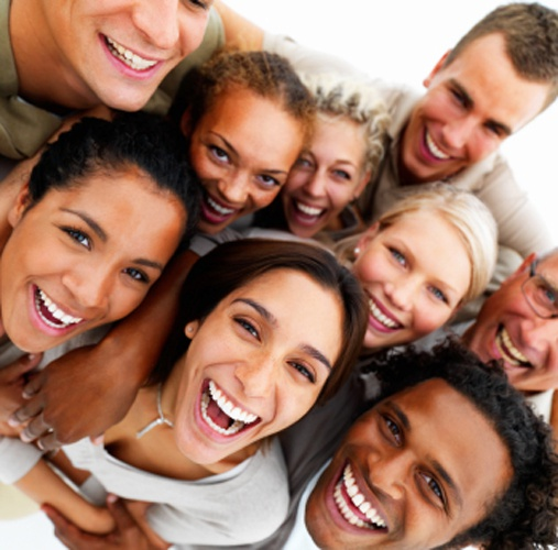 Laughter heals and gives positive emotions and brings people together