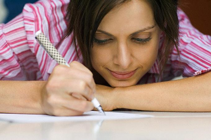 Ваш почерк может многое рассказать о вашем характере