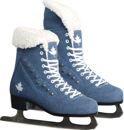 It is not always possible to turn to professionals to sharpen skates