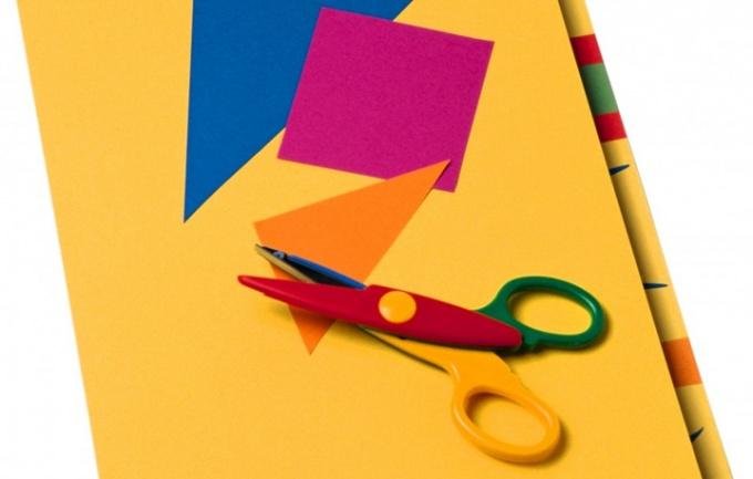 Как сделать кубик из бумаги
