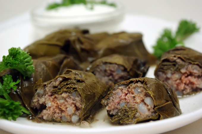 How to cook dolma