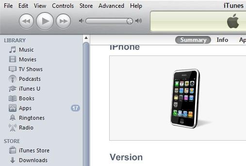 Чтобы выполнить синхронизацию, загрузите программу iTunes
