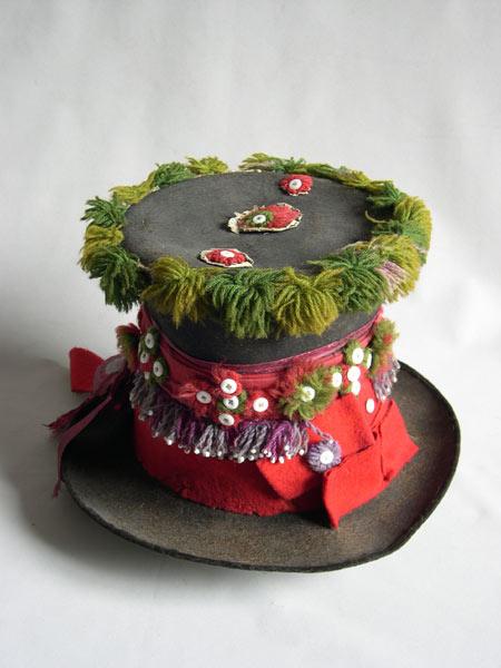 Как сшить шляпу
