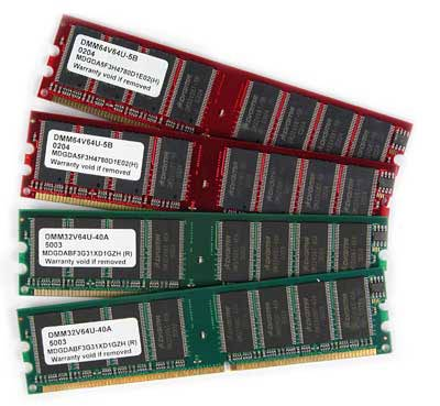 Как увеличить объем памяти