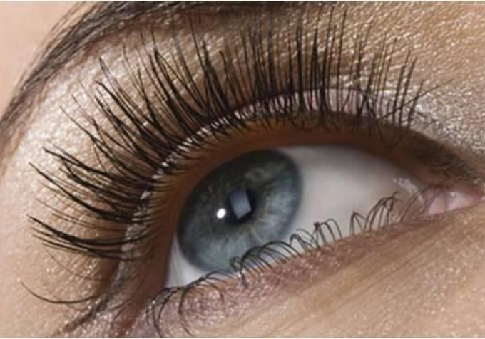 How to remove extensible eyelashes at home