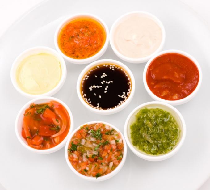 Не только западная, но и восточная кухня немыслима без соусов