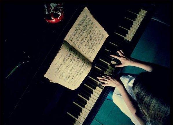 Отразите через игру на инструменте свои эмоции