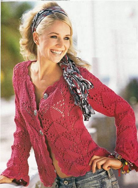 How to crochet a sweater