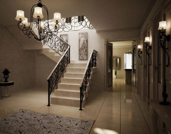 Как сделать лестницу на второй этаж