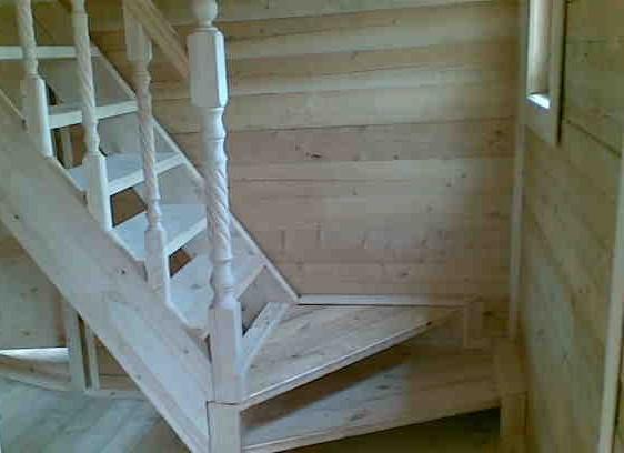 Как построить лестницу своими руками фото