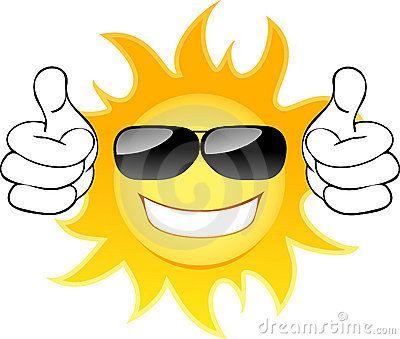 Как сделать солнце