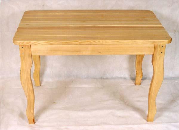 Простые столы из дерева своими руками