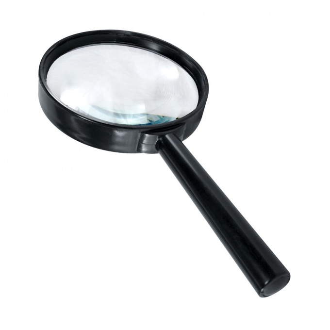 To consider the sign of the mint will help magnifier
