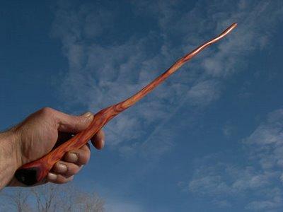 Как сделать настоящую волшебную палочку