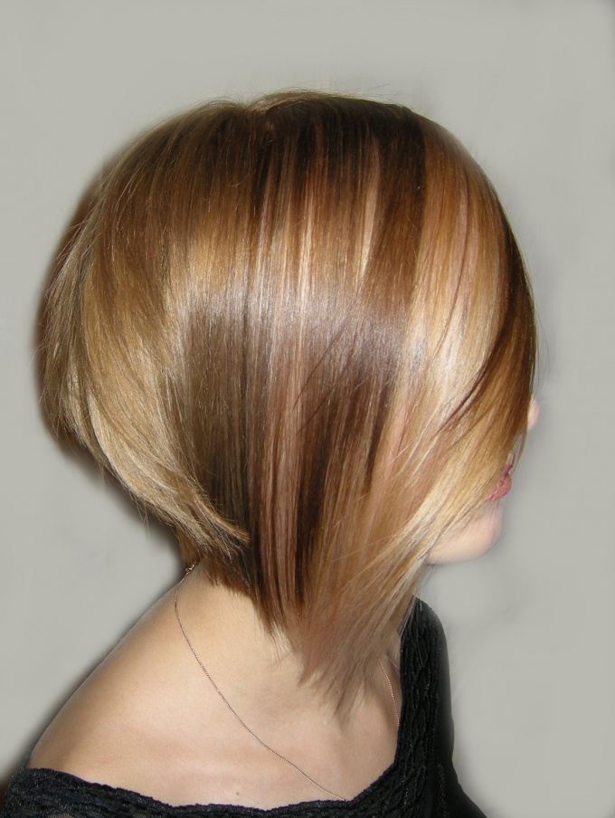 Ламинирование укрепляет волосы и придает им блеск