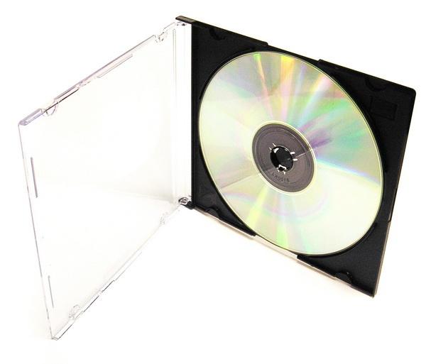 Как записать загрузочный диск с образа