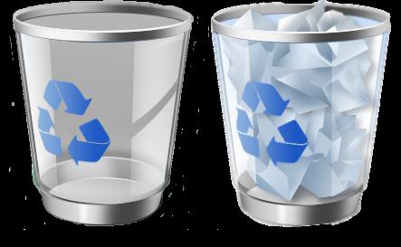 Если же файлы необходимо удалить полностью, пользователю нужно очистить корзину