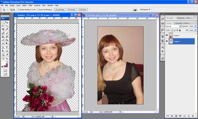 Как сделать фотошоп на своем фото бесплатно