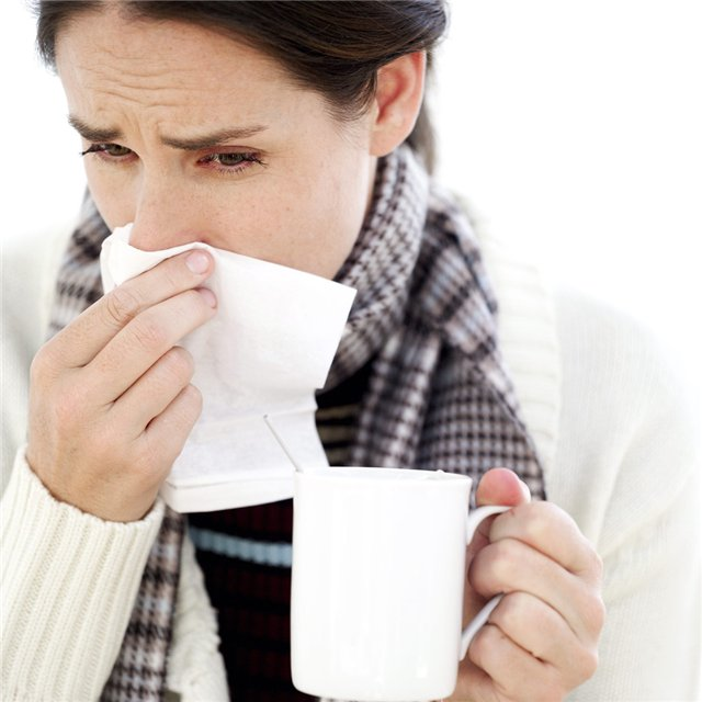 How to treat the flu at home