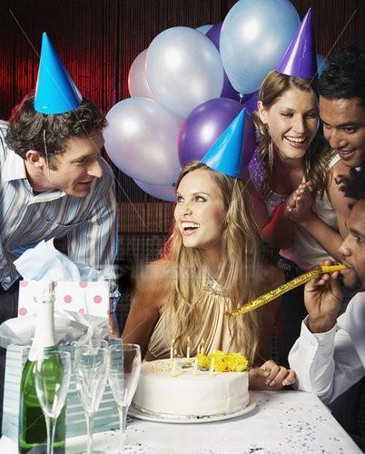 Как организовать свой день рождения