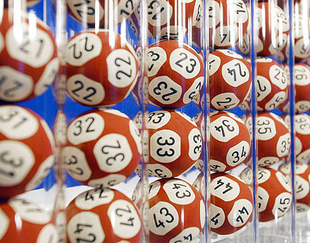 Выигрыш в лотерею зависит лишь от вашей удачи