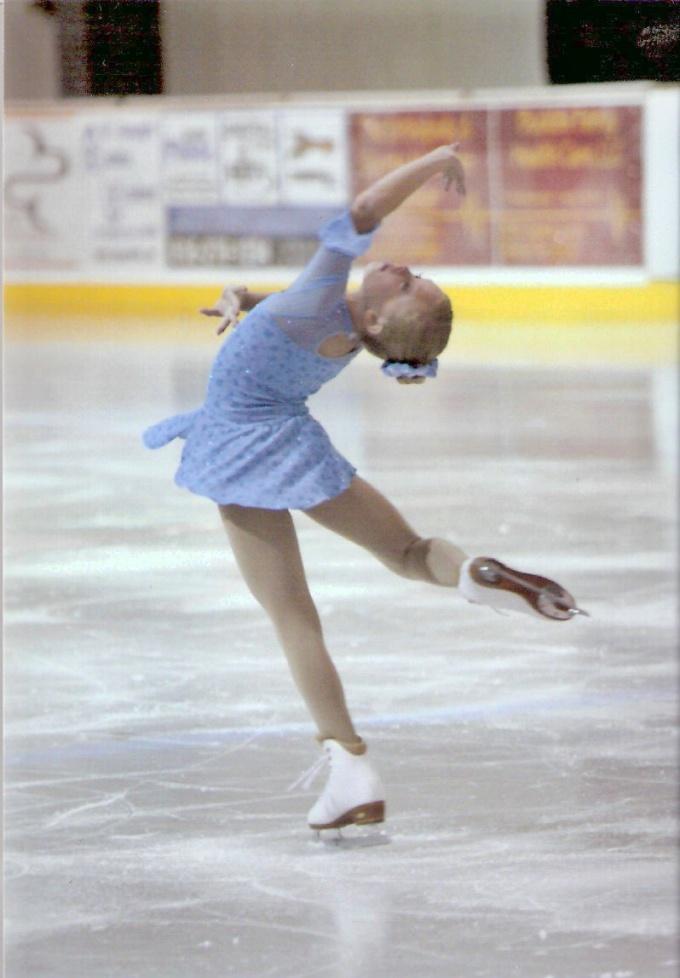 Как обучиться стремительно кататься на коньках